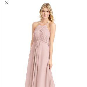 Azazie Ginger Dusty Rose Bridesmaids Dress